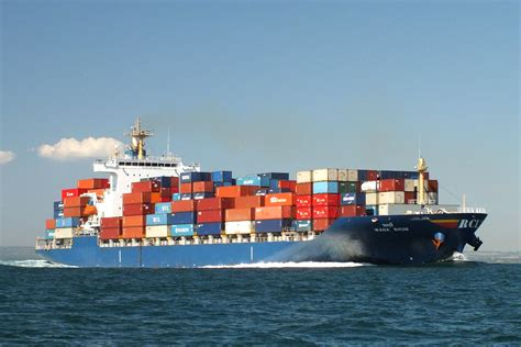 Shipping Boat Picture by Wana Bhum 9308663 Container Ship Maritime Connector