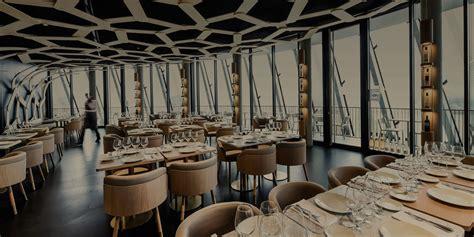 restaurant le bureau bordeaux restaurant le 7 la cit 233 du vin