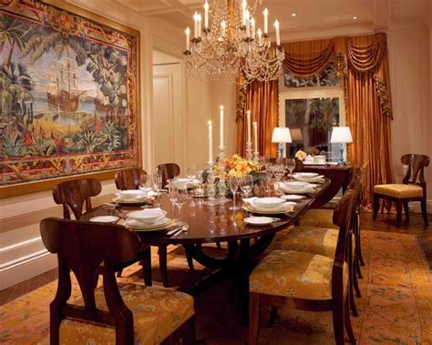 Seacliff Southern Traditional Dining Room San