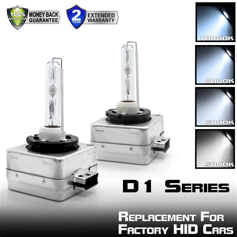 2 new d1s factory oem hid replacement xenon headlight