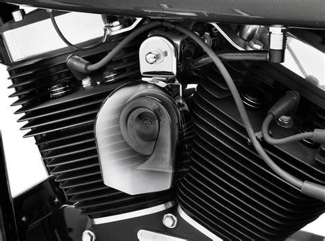 69060-90h Loud Side-mount Horn Kit At Thunderbike Shop
