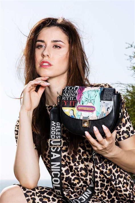 bprt  ivette nicole lee fashion stylish crossbody bag