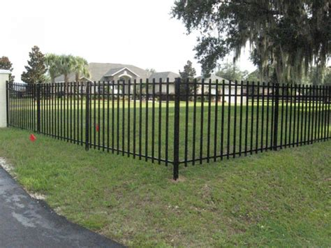 How to Installing Metal Fence Posts