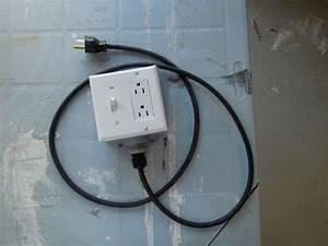 Diy Extension Cord With Built In Switch