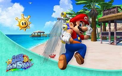 Mario Stars Sunshine