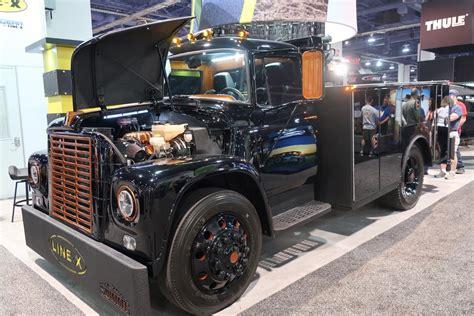 2017 Cars And Trucks by Bangshift 1973 International Loadstar