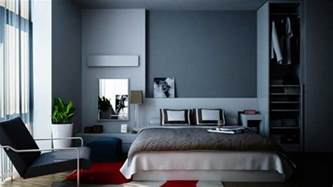 deco chambre lit noir la chambre grise 40 idées pour la déco