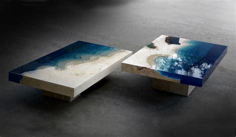 lagoon tables     merging resin  cut