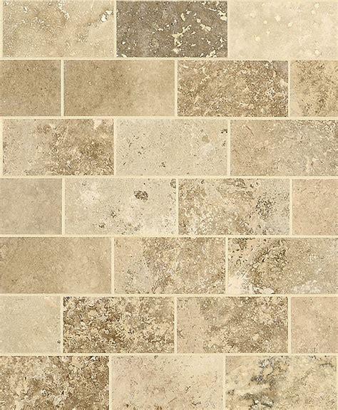 travertine subway tile brown subway travertine backsplash tile backsplash
