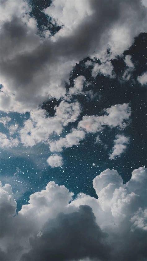 naturlocken hintergrund iphone hintergrund wolken