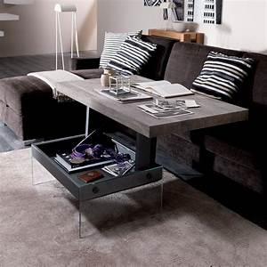 Bellagio multipurpose convertible coffee table - ARREDACLICK