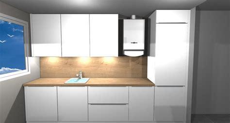 faux carrelage cuisine rénovation 3 implantations pour notre cuisine lalouandco