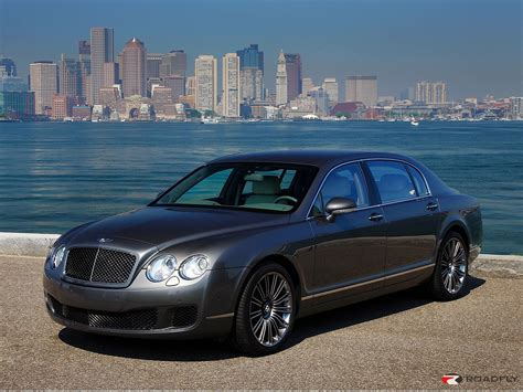 Bentley Flying Spur Photo by 2010 Bentley Continental Flying Spur Speed Information