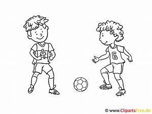 Bilder, Zu, Ausmalen, Und, Ausdrucken, Fussball