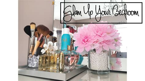 Diy  Glam Up Your Bedroom  Alicia Huynh  Youtube