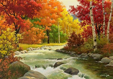 Autumn Wallpapers Watercolor by 21 Autumn Backgrounds Fall Wallpapers Pictures Images