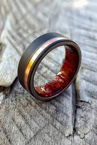 mens wedding bands for a stylish look oh so