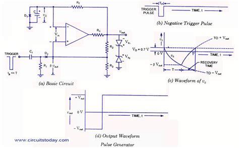Latest Pulse Generator Using Amp How Make