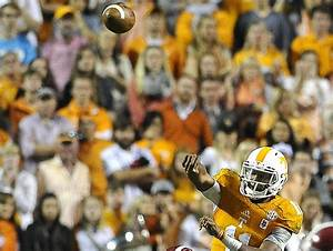 Josh Dobbs Gives Vols Hope For Future At Qb Usa Today Sports