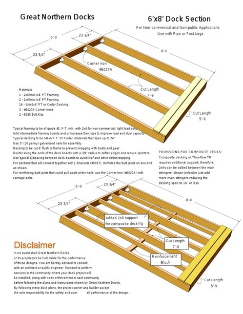 woodwork permafloat wood dock plans plans    woodworking hand saws awesome