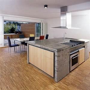 Küche Aus Beton : k che aus beton ~ Sanjose-hotels-ca.com Haus und Dekorationen