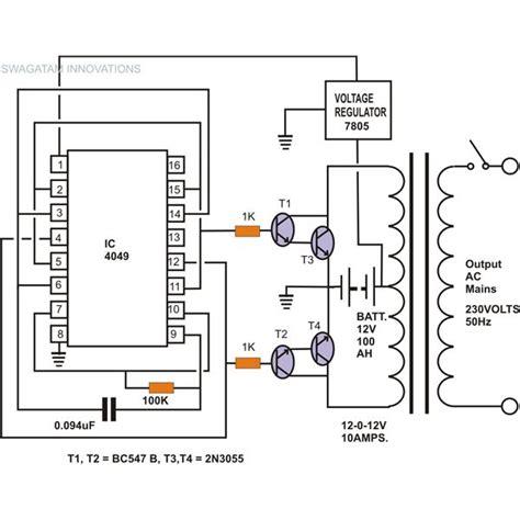 How Build Homemade Power Inverter