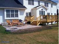 trending patio and decking design ideas Backyard Deck Design Ideas | Design Ideas