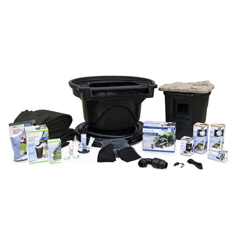 aquascape pond supplies aquascapes aquascape large pond kits 21 x 26