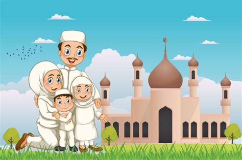 masjid kartun anak