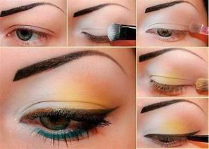 Different Styles of Eye Make-up   beautymakeuphair
