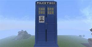 TARDIS Minecraft Project