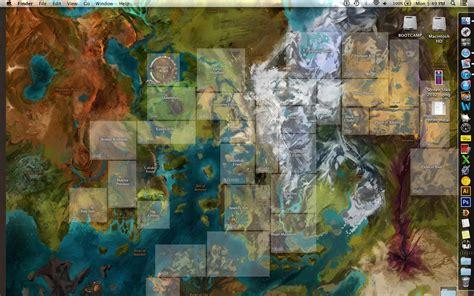 gw high res printable maps    level