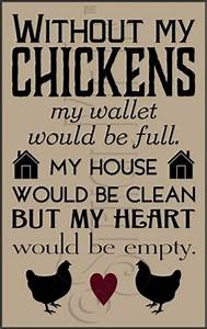 Chickens Coop F... Egg Lady Quotes