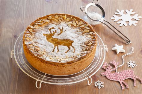 Weihnachtskuchen Tortendeko & Kuchendeko Zu Weihnachten