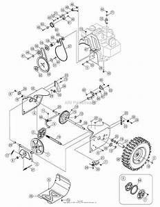 Mtd 31as6dtf799  247 883700   2007  Parts Diagram For