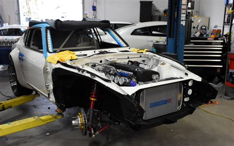 Datsun 240z Build by Sung Kang And Greddy Preview The Fuguz Ahead Of Sema