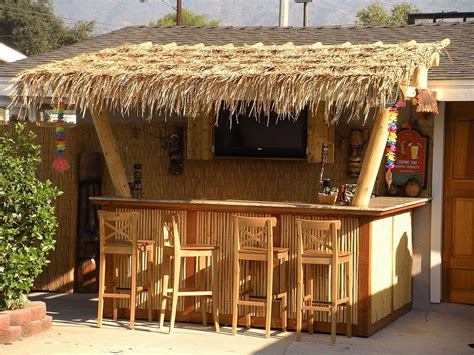 Make A Tiki Bar by Diy Like A Pro Build A Beautiful Patio Bar This Summer