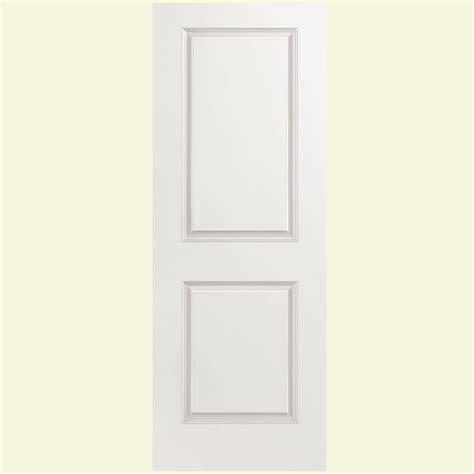 Home Depot 2 Panel Interior Doors by Masonite 28 In X 80 In Solidoor Smooth 2 Panel Solid