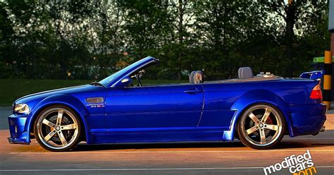 Modifikasi Bmw by Gambar Modifikasi Bmw E46 Convertible 2002 Gambar Foto