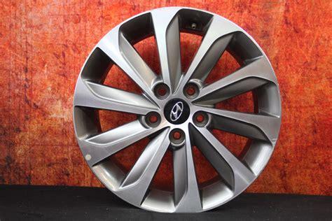 """Get affordable hyundai sonata wheels you deserve. Hyundai Sonata 2015 2016 2017 17"""" OEM Rim Wheel 70877 ..."""