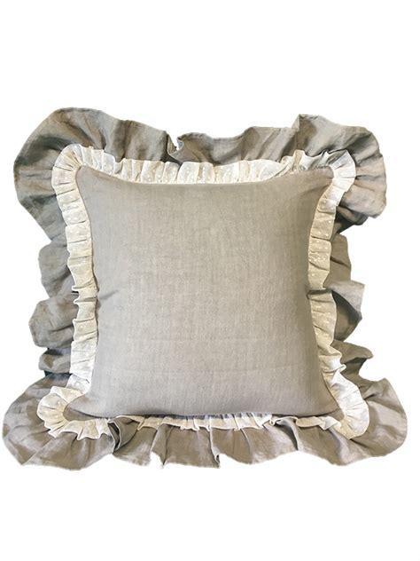 cuscini arredo on line cuscino arredo rezia lino