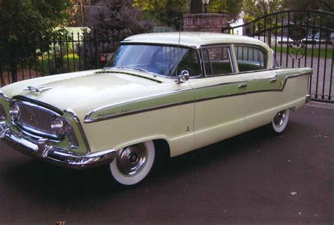 1956 Nash Ambassador Craigslist Pictures to Pin on ...