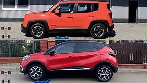 Renault Captur 4x4 : traction control test jeep renegade fwd vs renault captur xmod youtube ~ Medecine-chirurgie-esthetiques.com Avis de Voitures