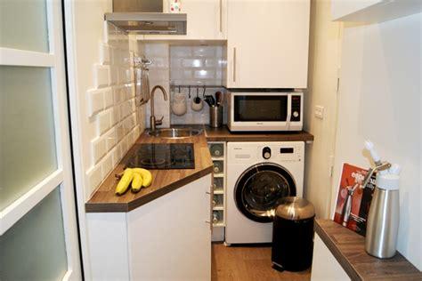 cuisine petits espaces dans le studio d 39 une architecte angles