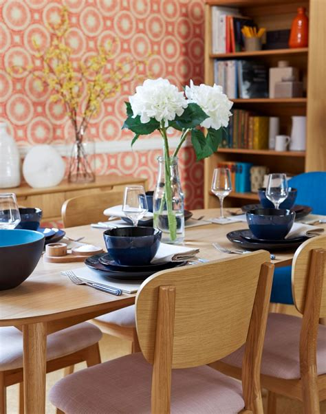 John Lewis Curtain Fabrics by Work Those Walls For A Dining Room Of Distinction The