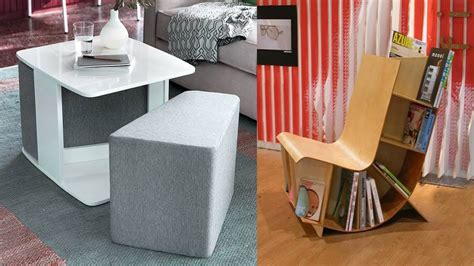 coolest space saving furniture  small apartments