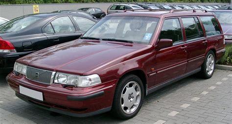 1996 volvo 960 base 4dr sedan 4 spd auto w od