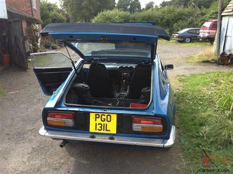 Datsun 240z Restoration Parts by Datsun 240z Nearly Finished Restoration