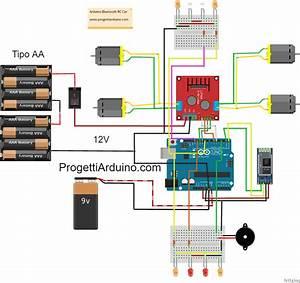 63  Arduino Bluetooth Rc Car 4w