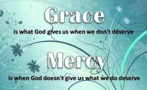 Quotes About Gr... Justice Vs Mercy Quotes